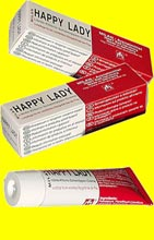 Happy Lady Libido Klitoris Schamlippen Creme